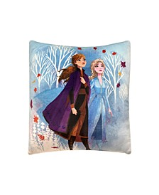 Frozen 2-Pack Squishy Pillow Pair