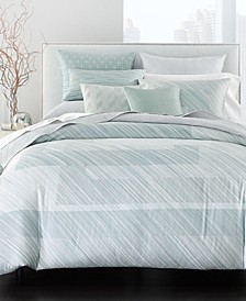 Layered Frame King Duvet, Created for Macy's