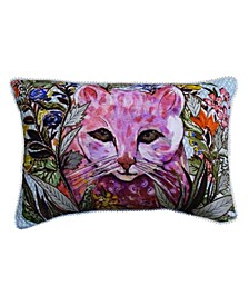 Alice Cat Pillow Cover