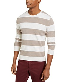 Men's Rugby Boucle Sweater, Created for Macy's