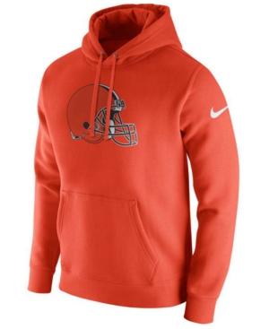 Nike Men's Cleveland Browns Fleece Club Hoodie