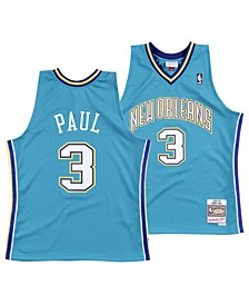 Men's Chris Paul New Orleans Hornets Hardwood Classic Swingman Jersey