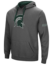 Men's Michigan State Spartans Big Logo Hoodie