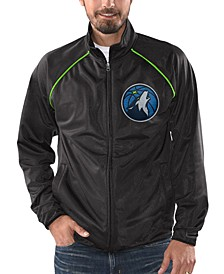 Men's Minnesota Timberwolves Night Lights Track Jacket