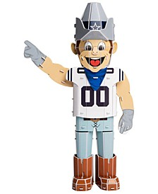 "Dallas Cowboys 12"" Mascot Puzzle"