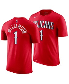 Men's Zion Williamson New Orleans Pelicans Association Player T-Shirt