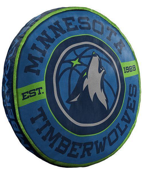 Northwest Company Minnesota Timberwolves 15inch Cloud Pillow