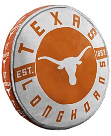 Texas Longhorns 15inch Cloud Pillow