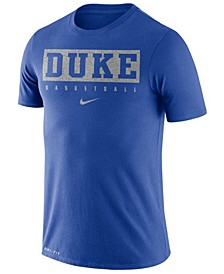 Men's Duke Blue Devils Dri-FIT Basketball Practice T-Shirt
