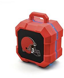 Prime Brands Cleveland Browns Shockbox LED Speaker