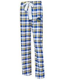 Women's Golden State Warriors Piedmont Flannel Pajama Pants