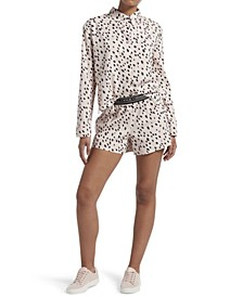 Dalmatian Notched Collar Boxer Set, Online Only
