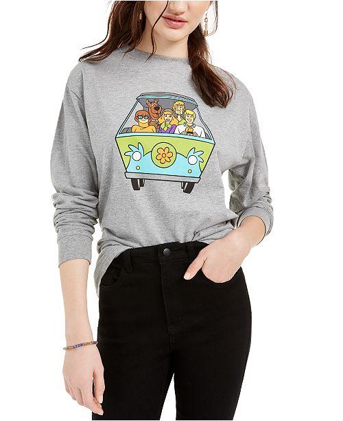 Warner Brothers Juniors' Scooby-Doo T-Shirt