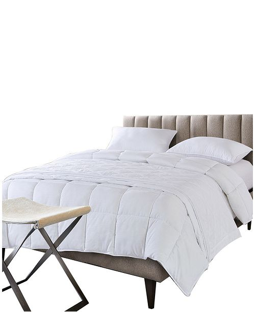 DOWNHOME Nuloft Down Alternative Comforter, Full Queen