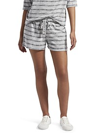 Stripe Boxer Short Pajamas, Online Only