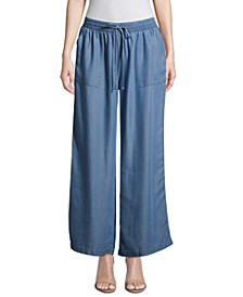 Soft Drawstring Pants