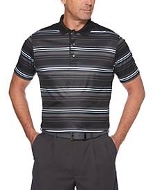 Men's Big & Tall Striped Polo