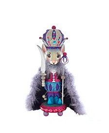 15-Inch Hollywood Mouse King Nutcracker