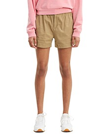 Women's Cinched A-Line Shorts