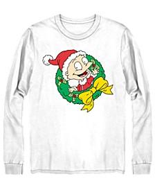 Rugrats Men's Santa Tommy Graphic T-Shirt