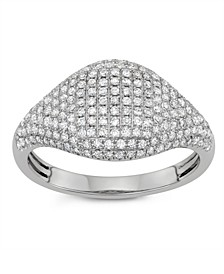 Diamond (3/4 ct. t.w.) Ring in 14K White Gold