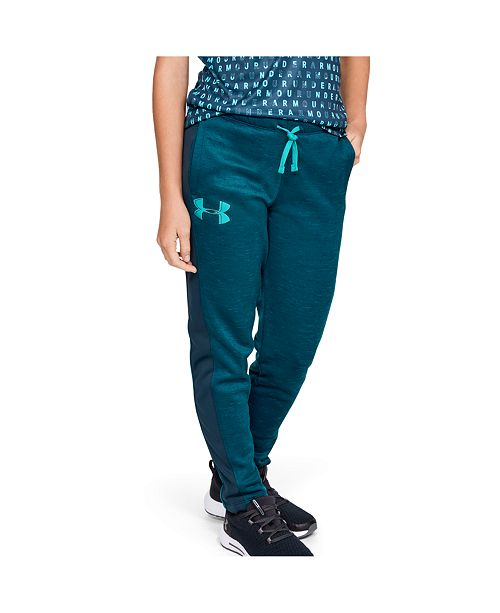 Under Armour Girls' Armour Fleece® Pants