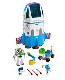 Disney Pixar Star Command Spaceship Playset