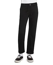 Flex Skinny Trouser with Shoelace Belt