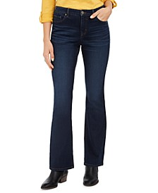 Curvy Boot-Cut Jeans, Created For Macy's