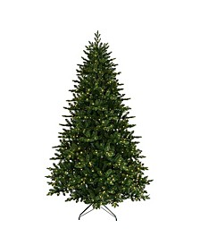 7.5-Foot Pre-Lit Garfield Tree