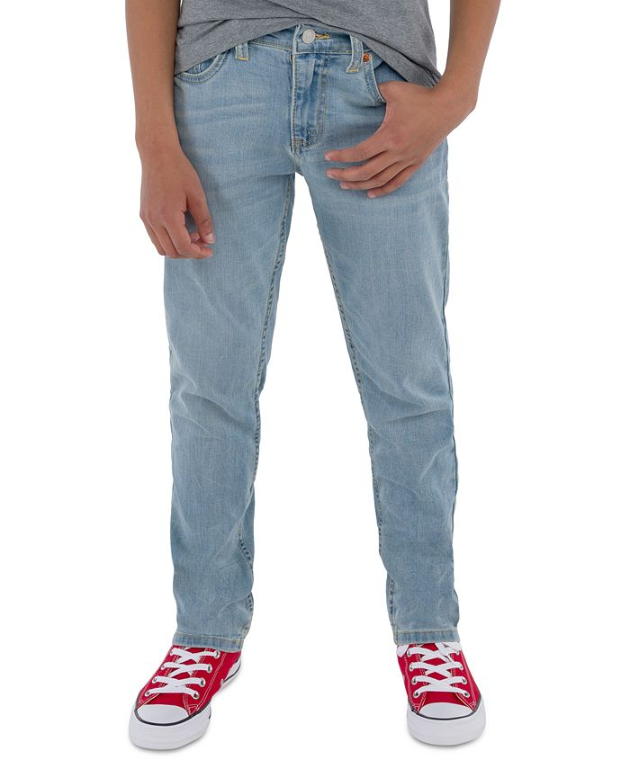 Levi's - Little Boys 502 Regular Taper-Fit Jeans