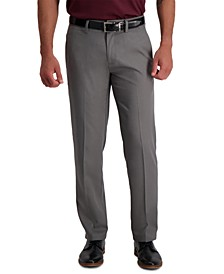 Men's Cool 18 Pro Classic-Fit 4-Way Stretch Moisture-Wicking Non-Iron Dress Pants
