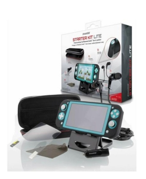 Closeout! dreamGEAR Starter Kit for Nintendo Switch Lite