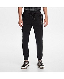 Men's Zip Gusset Jogger