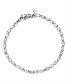 Diamond (3 ct. t.w.) Icon Tennis Bracelet in 14K White Gold