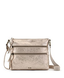 Reseda Leather Crossbody