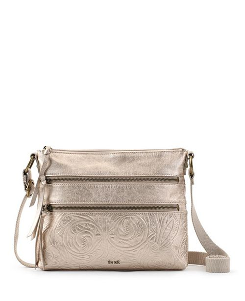 The Sak Reseda Leather Crossbody