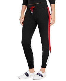 Colorblocked Jogger Pants