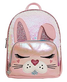 Kiki the Bunny Critter Mini Backpack
