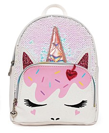 Sequins Ice Cream Miss Gwen Mini Backpack