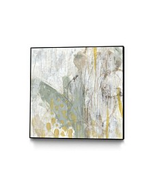"""20"""" x 20"""" Surface Structure I Art Block Framed Canvas"""