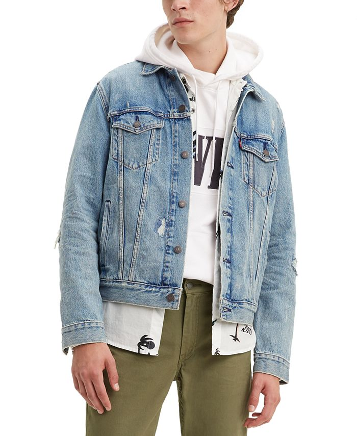Levi's - Spire Trucker Jacket