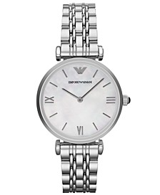 Women's Stainless Steel Bracelet Watch 32mm AR1682