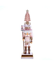17.5-Inch Hollywood™ Ballet and Tree Nutcracker