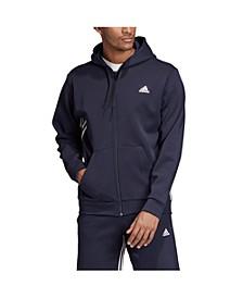 Men's 3-Stripe Zip Hoodie