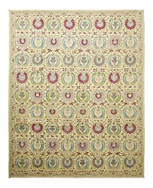 """CLOSEOUT! One of a Kind OOAK935 Ivory 10'1"""" x 14'2"""" Area Rug"""