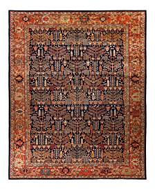 "Timeless Rug Designs One of a Kind OOAK2210 Onyx 11'8"" x 17'8"" Area Rug"