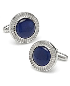 Ox Bull Trading Co Radiant Catseye Cufflinks