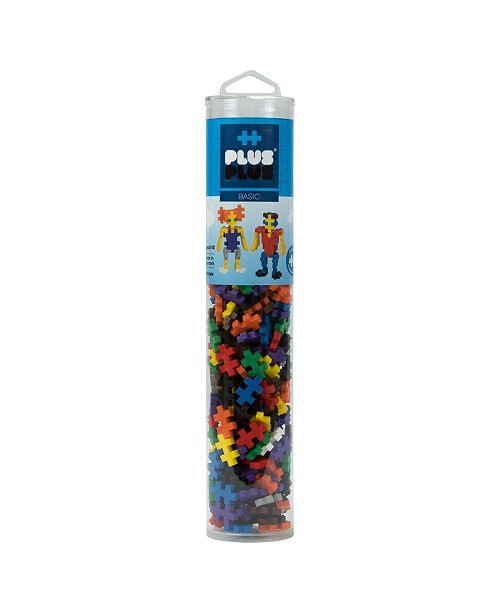 Plus-Plus Open Play Tube - 240 Pc Basic