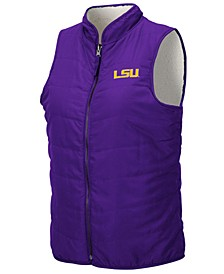 Women's LSU Tigers Blatch Reversible Vest